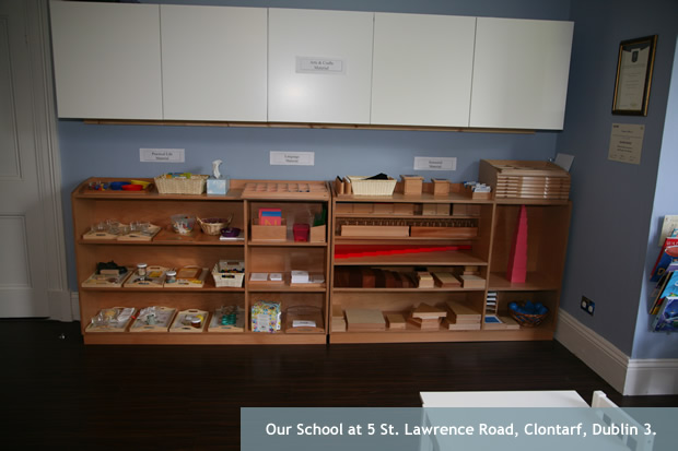 Our School at 5 St. Lawrence Road, Clontarf, Dublin 3.
